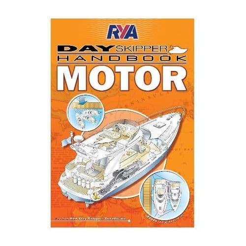 RYA Day Skipper Handbook Motor (G97)